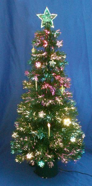 Fiber Optic Christmas Tree Optic Angel Santa And Lamp - Fiber Optic Christmas Tree Power Supply